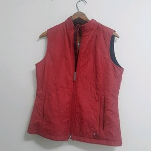 ISIS quilted vest